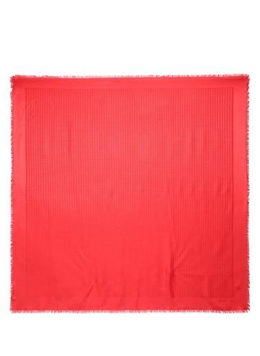Valentino Garavani Şal Kırmızı